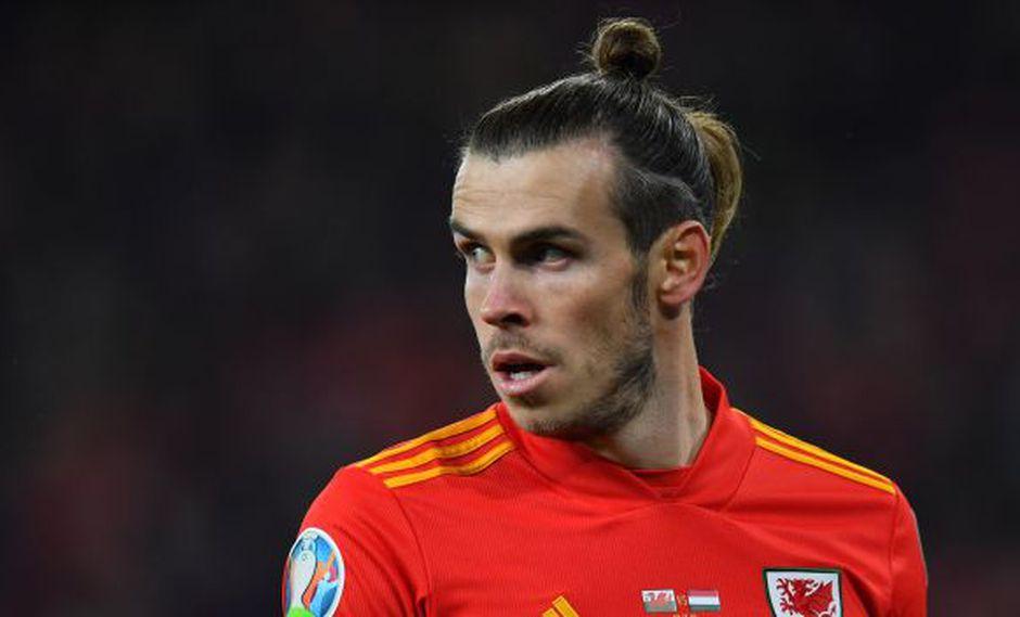 Gareth Bale es el máximo goleador de la selección de Gales con 33 anotaciones. (Foto: AFP)