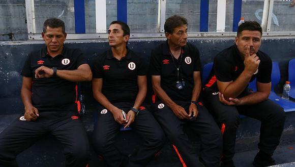 Universitario de Deportes: La campaña de Chale y su comando técnico
