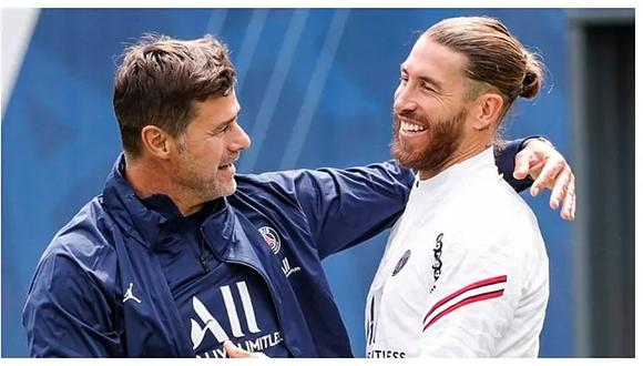 Sergio Ramos aún no debutará con PSG. (Foto: PSG)