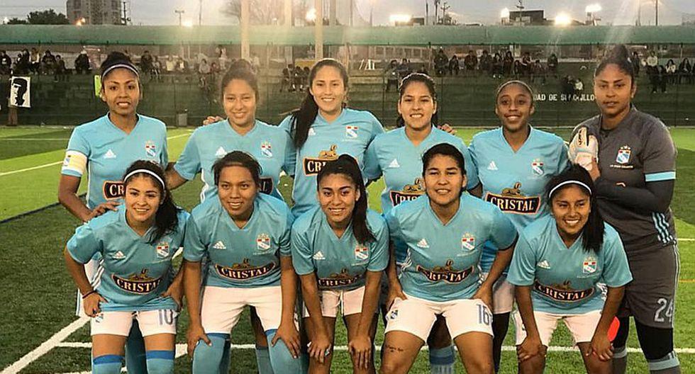 Sporting Cristal venció 1-0 a Universitario por la Copa Perú Femenina