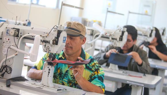 El Gobierno informó de un subsidio laboral enfocado a las mypes. (Foto: GEC)