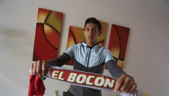 Universitario de Deportes: Christofer Gonzales ya está en Chile para firmar por Colo Colo