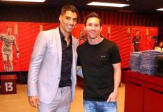 Sigue disfrutando su tiempo libre: Lionel Messi viajó junto a Luis Suárez a Ibiza