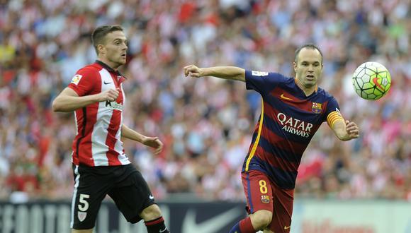 VIVO: Athletic Bilbao 0-1 Barcelona - Minuto a Minuto - Liga BBVA