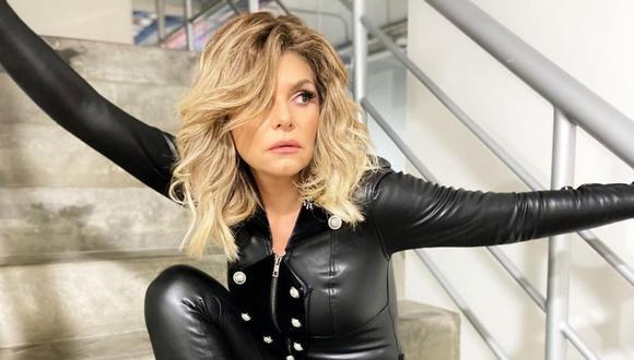 Itatí Cantoral sigue dando que hablar en redes sociales por sus nuevos proyectos televisivos. (Foto: Instagram @itatic_oficial).