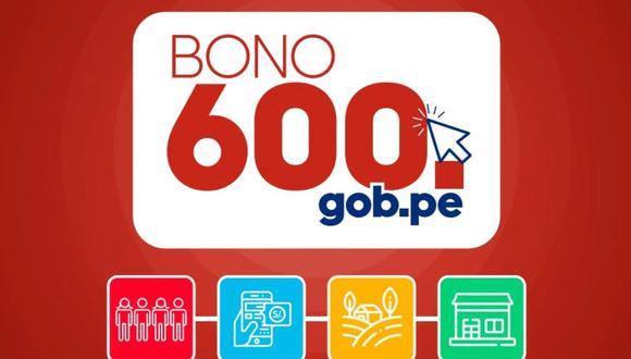 El objetivo del Bono 600 es ayudar a las familias vulnerables que han sufrido las consecuencias económicas de la pandemia. (Foto: Midis)