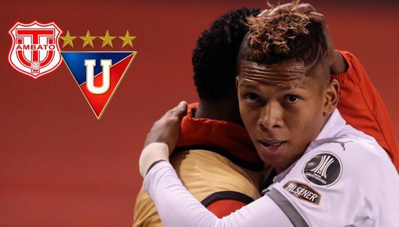 La Liga de Quito choca este sábado ante Técnico Universitario por la la fecha 14 de la Liga Pro de Ecuador. Revisa aquí todos los detalles de este partidazo para que lo puedas seguir en vivo y en directo