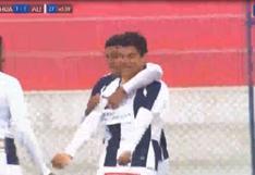 Alianza Lima vs. Sport Huancayo: Carlos Beltrán anota de cabeza y pone el 1-1 en el Iván Elias Moreno   VIDEO