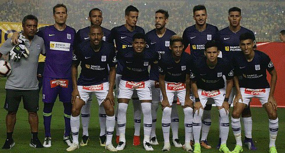 Periodistas ecuatorianos no conocían a jugadores de Alianza Lima