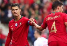"""Rúben Dias mostró su admiración por Cristiano Ronaldo: """"Sigo el ejemplo de CR7″"""