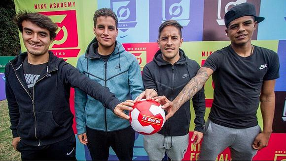 Jugadores calentaron la previa del Alianza Lima vs. San Martín