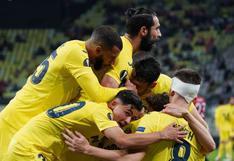 Villarreal campeón de la Europa League: Vencieron 11-10 al Manchester United