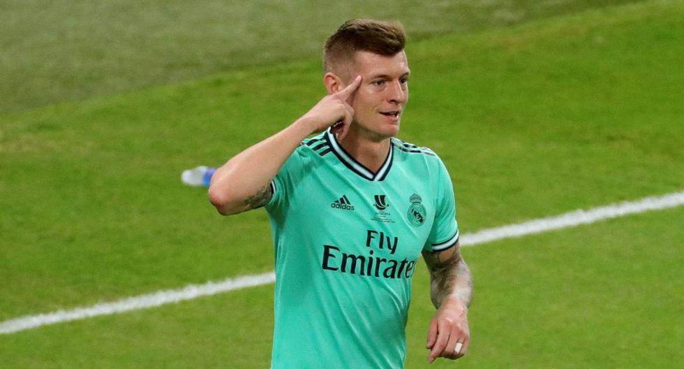 Toni Kroos se ha referido al importante regreso de la Bundesliga en el mundo del fútbol. (Foto: AFP)