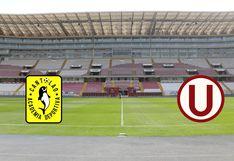 Universitario - Cantolao: mira aquí el minuto a minuto por el reinicio de la Liga 1