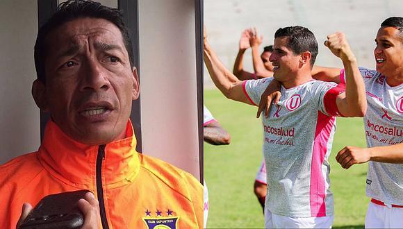 """Carlos Galván: """"La 'U' tiene falencias y las vamos a aprovechar"""" [VIDEO]"""