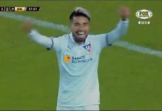 Binacional vs. LDU: gol de Adolfo Muñoz para el 3-0 de los ecuatorianos | VIDEO