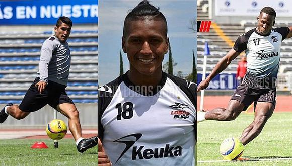 Lobos BUAP: Ávila, Aquino y Advíncula se quedaron sin entrenador