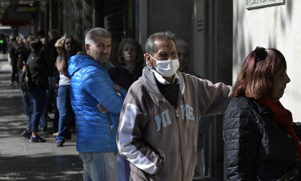 Sigue minuto a minuto todos los detalles de Coronavirus en Argentina, siendo Buenos Aires su principal foco. | Foto: AFP