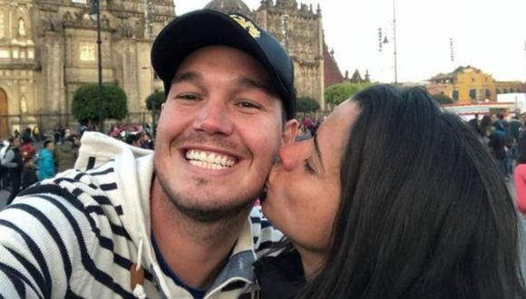 Vanessa Terkes y George Forsyth sellaron su amor por la vía legal en la Municipalidad de La Victoria. (Foto: Instagram)