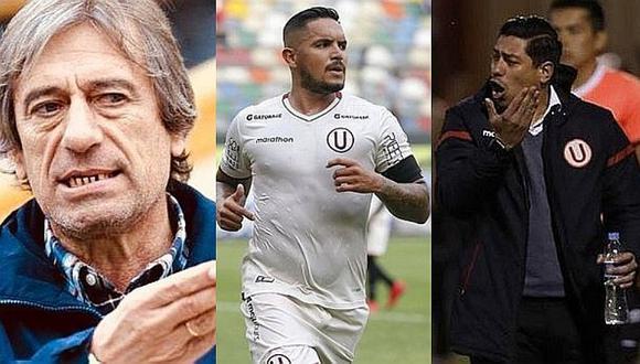 Germán Leguía exige a Córdova que haga jugar al 'Loco' Vargas