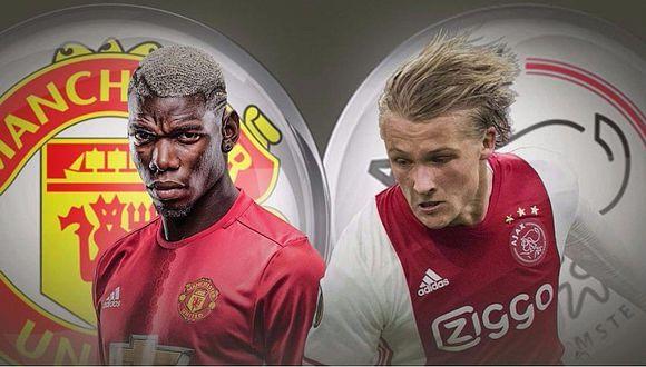 Manchester United vs Ajax: recuerda sus últimos títulos internacionales