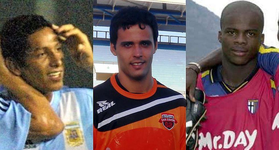 Promesas de Sudamérica que pasaron por el fútbol peruano