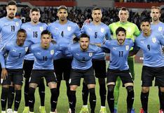 Uruguay reservó a 32 jugadores del extranjero para las Eliminatorias