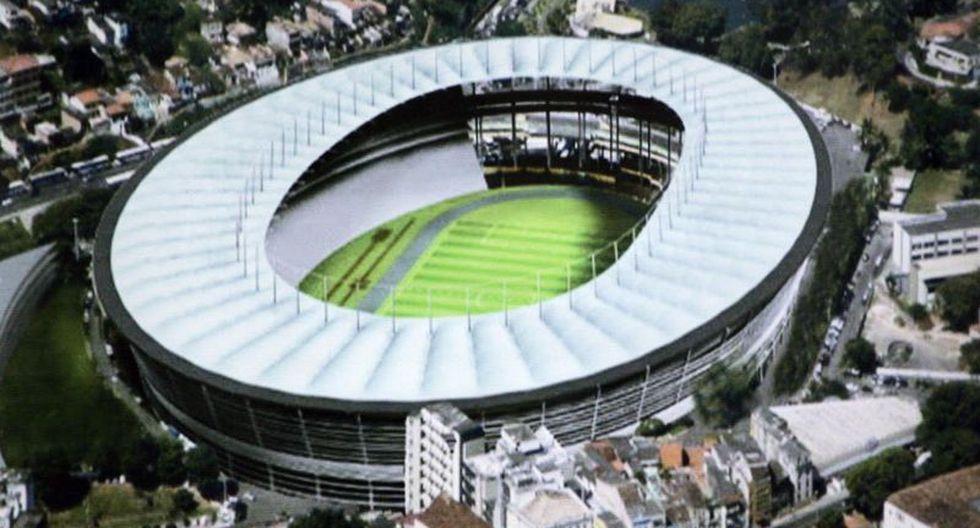 Insólito: Dos estadios del Mundial Brasil 2014 han sido puestos en venta