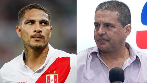 El panel discutía si Paolo Guerrero debe arrancar contra Chile junto a Gianluca Lapadula, y Gonzalo Núñez soltó esta polémica frase.