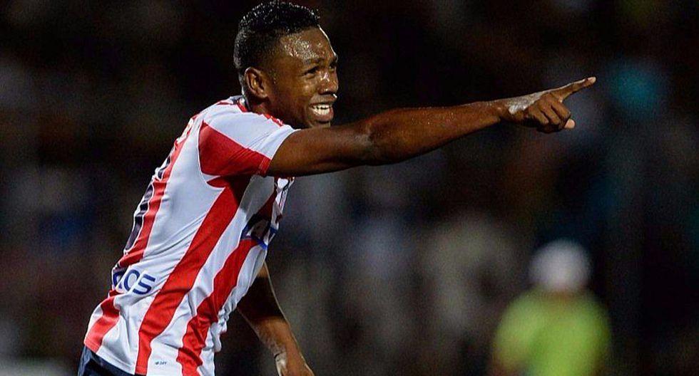 Aponzá deja Junior de Barranquilla y llegaría a Sporting Cristal