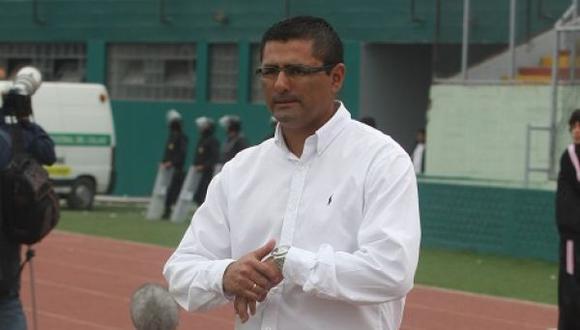 Jorge Espejo dirigió el año pasado a Unión Huaral en la Liga 2. (Foto: GEC)