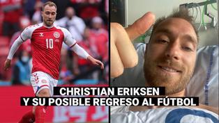 Christian Eriksen se someterá a exámenes médicos para determinar su futuro en el fútbol