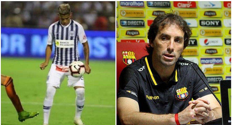 ¿Kevin Quevedo irá al Barcelona? DT uruguayo lo aclara