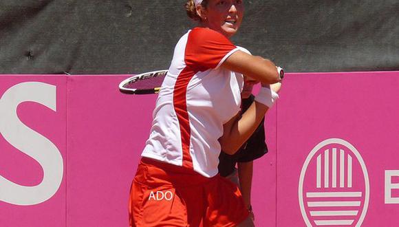 Bianca Botto: primera peruana en un Grand Slam tras 22 años