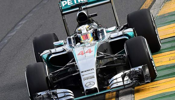 Fórmula 1: Lewis Hamilton logra la pole en el GP de Australia [VIDEO]