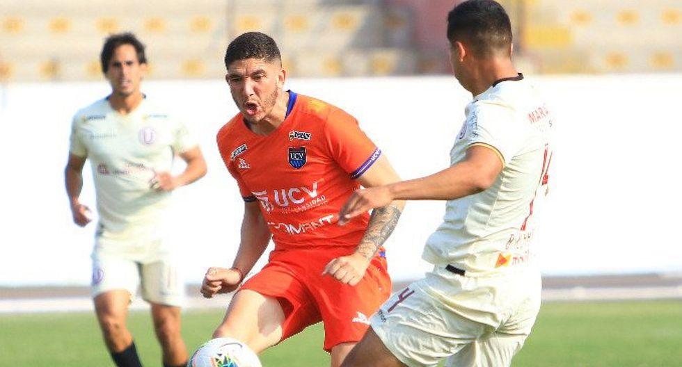 Universitario empató sin goles ante César Vallejo y sigue puntero del Torneo Clausura   VIDEO