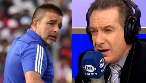 Fleischman criticó a Sporting Cristal por prohibirle a San Martín usar a jugadores prestados | VIDEO