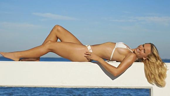 Caroline Wozniacki y su sesión más hot en Sports Illustrated [VIDEO]