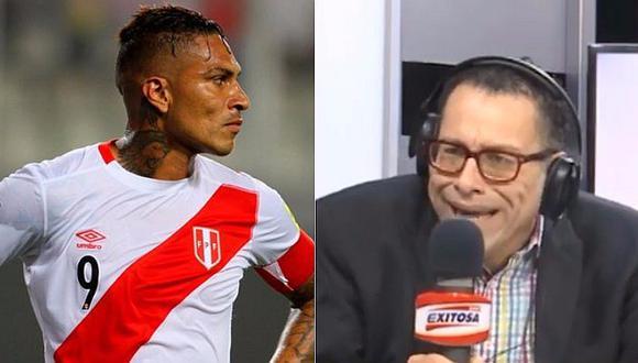 """Phillip Butters: """"Sin Paolo Guerrero, somos prácticamente nada"""""""