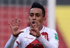 Peru vs Brasil en vivo: Christian Cueva volvió al once titular de la 'Bicolor'