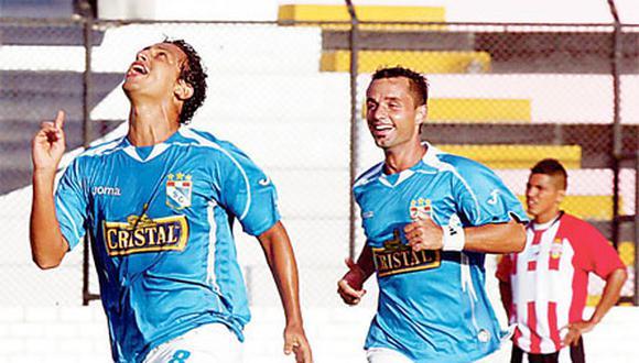 Cristal le volteó el partido a Total Chalaco y lo venció 3-1. Sheput hizo un gol espectacular