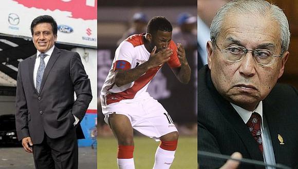 Antonio Camayo regaló entradas a Pedro Chávarry para ver a la selección peruana