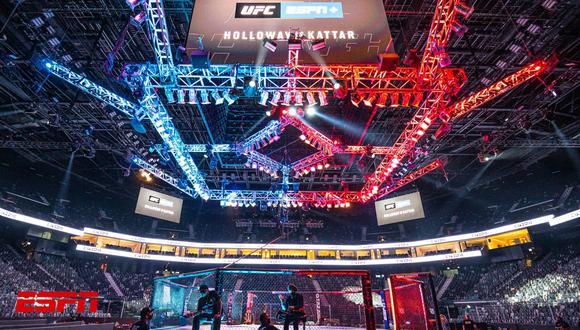 McGregor vs Poirier EN VIVO por ESPN en Latinoamérica vía Internet, ESPN 2 ONLINE