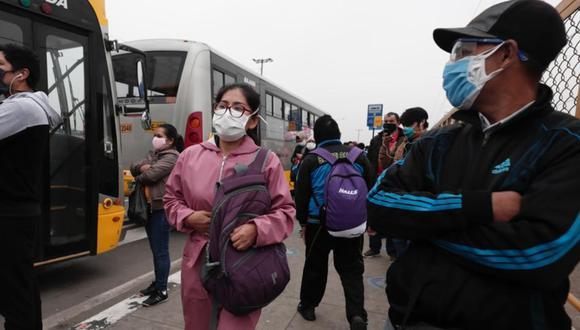 Los Bonos de Estado se siguen repartiendo a las familias más vulnerables del Perú. (FOTO: GEC)