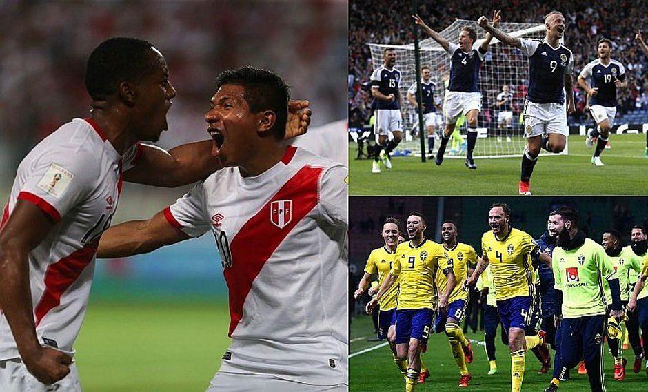 Selección peruana confirmó amistosos contra Escocia y Suecia