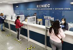 Reniec cierra sus oficinas en Piura por daños en sus infraestructuras tras sismo de 6,1