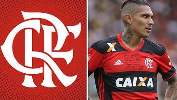 Flamengo se pronunció tras ser acusado de influir en sanción a Guerrero