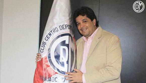 Deportivo Municipal: La estadística de Víctor Rivera, su nuevo DT