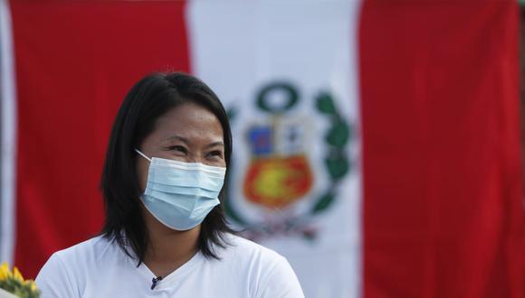 Hayimi hizo su predicción sobre la Segunda Vuelta de las Elecciones 2021 y aseguró que Keiko Fujimori será la primera Presidenta.