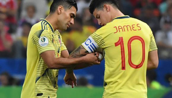 Ambos jugadores fueron descartados por Reinaldo Rueda para los partidos ante Perú y Argentina (Foto: Twitter)
